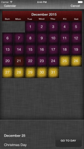 iPray_Calendar
